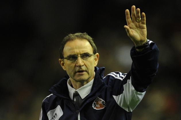 Martin O'Neill Felt Sunderland Players Looked Re-Energised in Win over West Ham