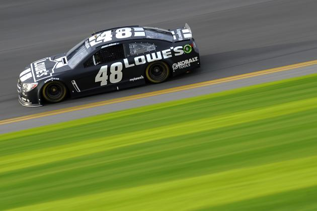 Daytona 500 2013 Testing: NASCAR Comfortable with High Speeds