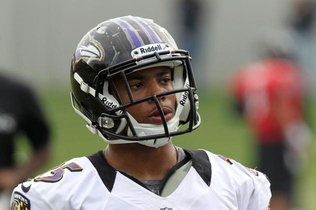 Ravens Rookie Corner Asa Jackson Active Today for Ravens