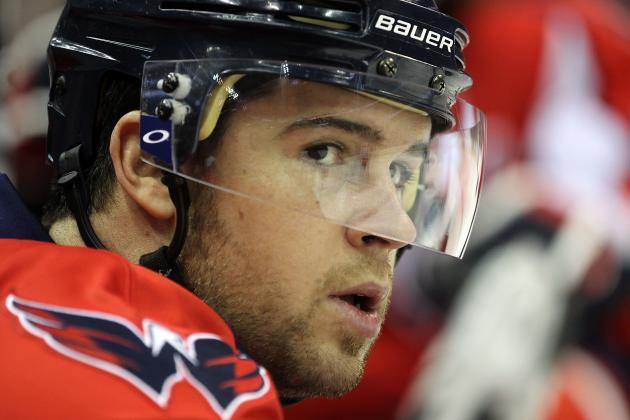 Mike Green Healthy, Ready to Start New Season