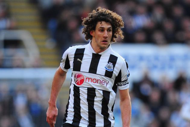 Alan Pardew to Discuss Fabricio Coloccini's Future at Newcastle This Week