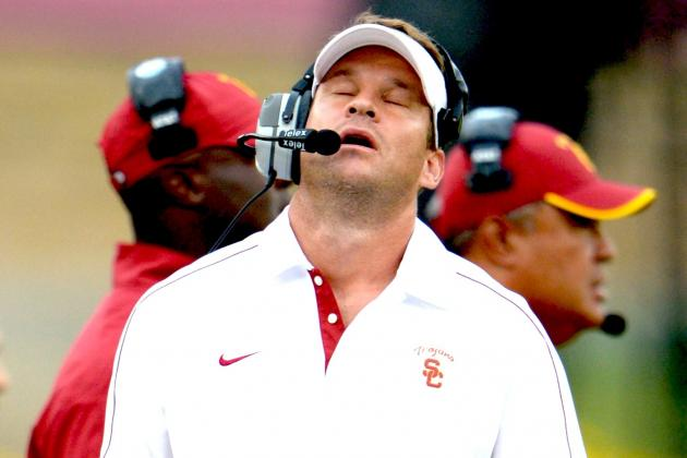 USC Trojan Football: Why  Is USC Recruiting Suddenly Having Issues?