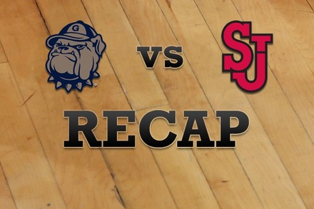 Georgetown vs. St John's: Recap and Stats