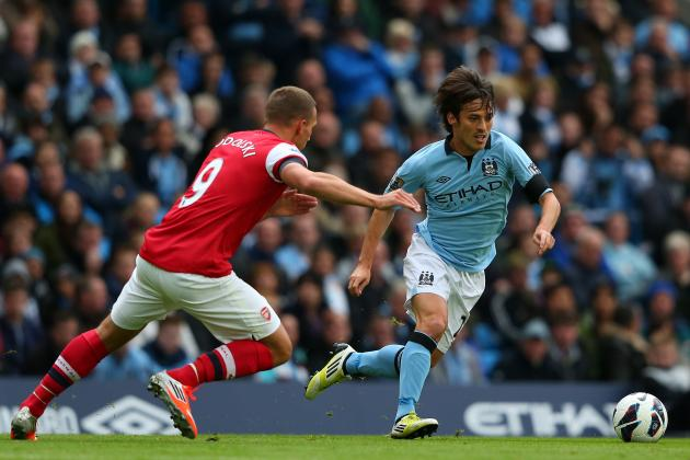 Arsenal vs. Manchester City: Top Storylines Heading into EPL Showdown