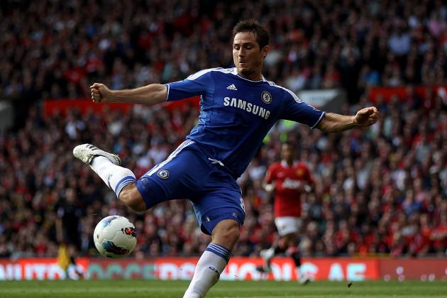 Manchester United Transfer Rumours: Signing Lampard Right Move At Low Fee