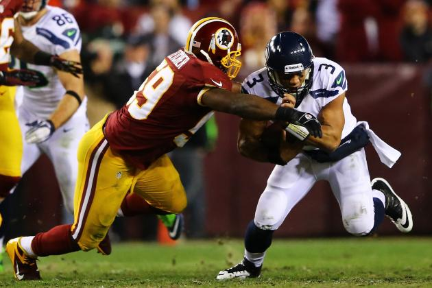 Redskins' Alfred Morris, London Fletcher Named to 2012 All-Pro Second Team