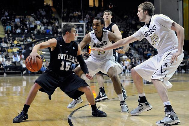 Butler Star Clarke Diagnosed with Sprained Neck