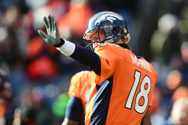 Division Game Is Coldest in Broncos' Playoff History