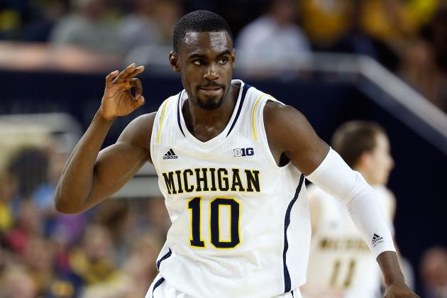 Complete NBA Draft Projection for Michigan Star Tim Hardaway Jr.