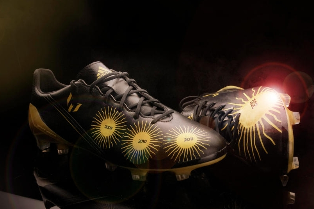 Adidas Release New Adizero F50s in Celebration of Lionel Messi