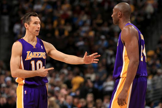 Are Kobe Bryant and Steve Nash the NBA's Worst Defensive Backcourt?