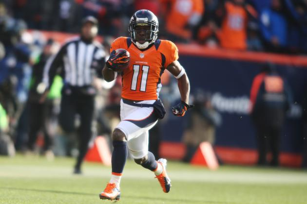 Trindon Holliday Returns 90-Yard Punt for Broncos' First Score