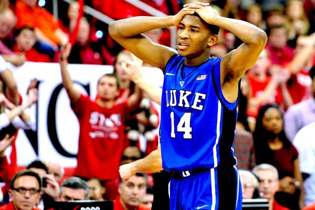 Why Duke Is Still the NCAA Title Favorite After Upset at NC State