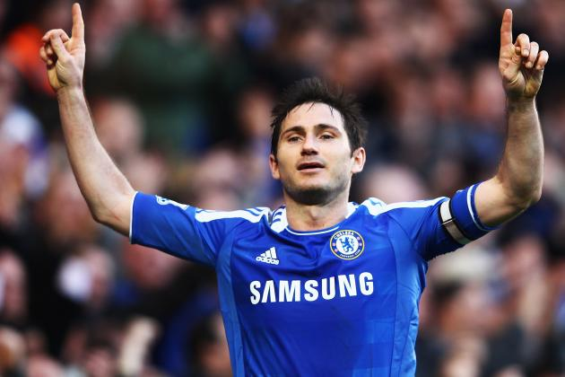 Manchester United Transfer News: Red Devils Should Take a Stab at Frank Lampard