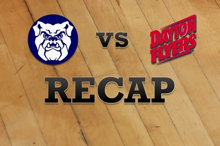 Butler vs. Dayton: Recap and Stats