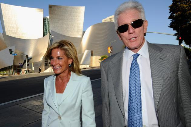 Jamie McCourt Wants $770 Million from Ex-Husband
