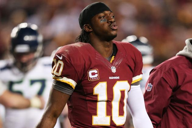 Roger Goodell Has No Issue in Handling of Robert Griffin III's Injury