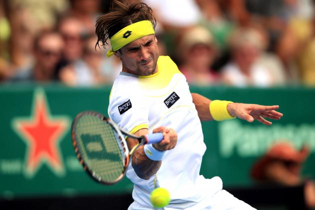 Heineken Open 2013: Why David Ferrer Is Best to Ever Grace Auckland Court