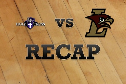 Holy Cross vs. Lehigh: Recap and Stats