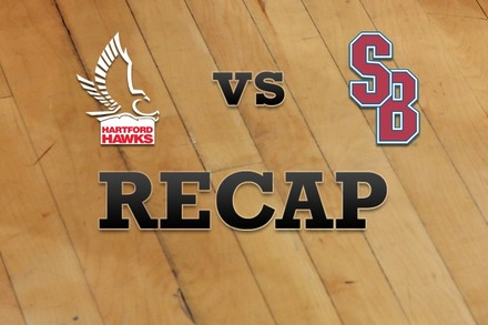 Hartford vs. Stony Brook: Recap and Stats