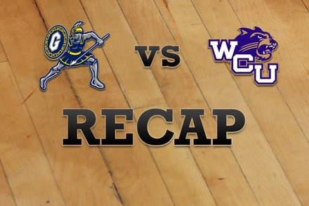 UNC-Greensboro vs. Western Carolina: Recap and Stats
