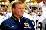 Brian Kelly Spurns NFL, Stays at Notre Dame