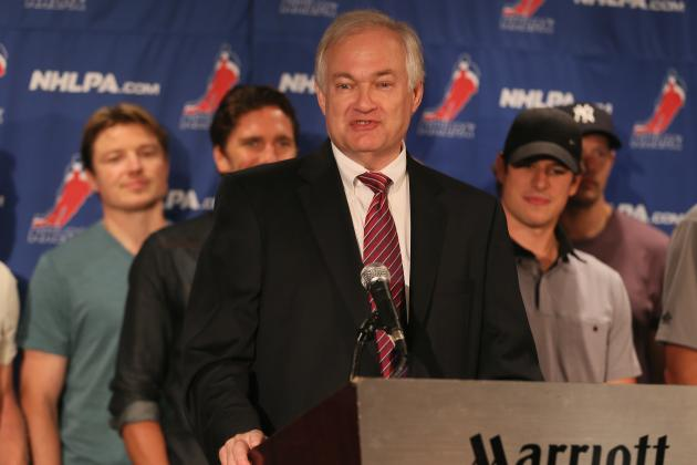 NHL Players' Association Votes to Ratify New CBA