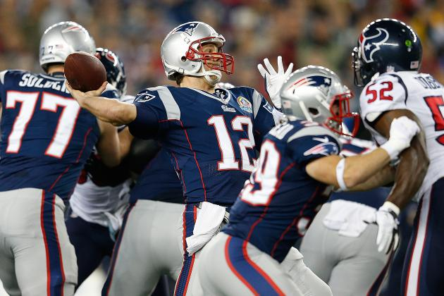 NFL Playoff Schedule 2013: Key Matchups for Sunday's Games