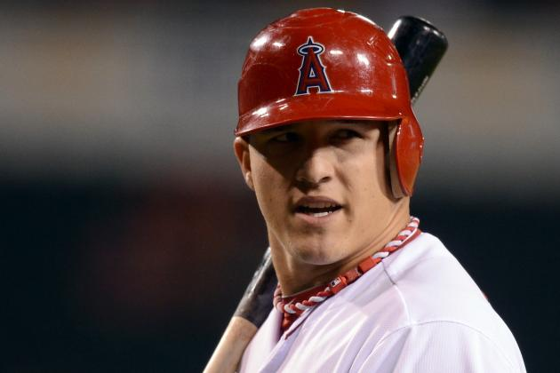 Trout Won't Play in World Baseball Classic