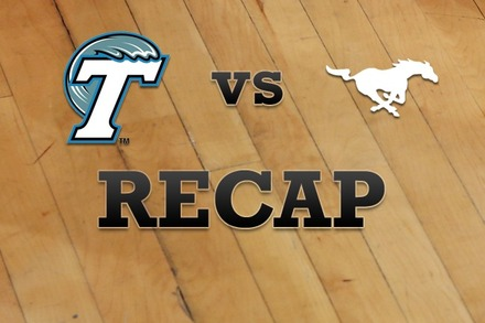 Tulane vs. Southern Methodist: Recap and Stats