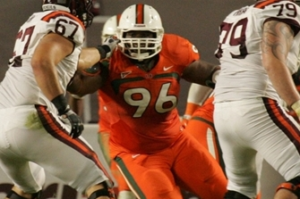 Three Miami Juniors to Announce NFL Draft Intentions Monday