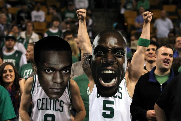 Boston Celtics' Mailbag: Shopping Rajon Rondo, Trading for Kevin Love and More