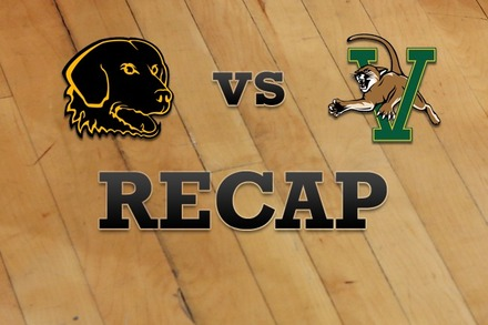 UMBC vs. Vermont: Recap and Stats