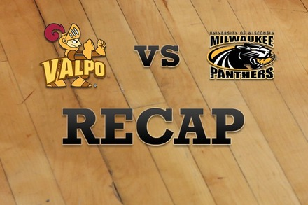 Valparaiso vs. Milwaukee: Recap and Stats