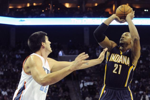 NBA Gamecast: Bobcats vs. Pacers