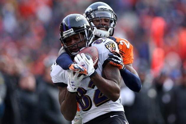 Torrey Smith Torches Champ Bailey on Sick Touchdown Grab