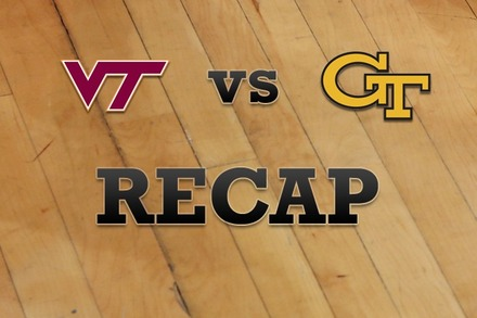 Virginia Tech vs. Georgia Tech: Recap and Stats