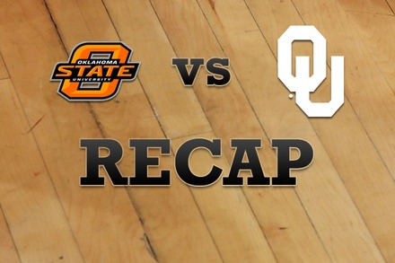 Oklahoma State vs. Oklahoma: Recap and Stats