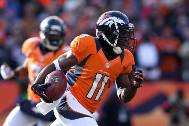 Record-Setting Trindon Holliday Returns Second-Half Kickoff for 104-Yard TD