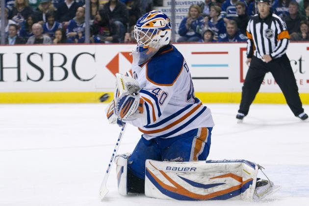 The 2013 Oilers Schedule Has Been Released, Oilers Will Open in Vancouver