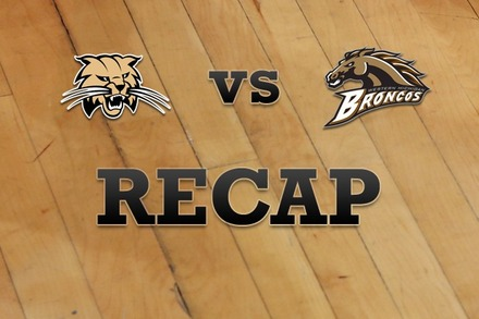 Ohio vs. Western Michigan: Recap and Stats