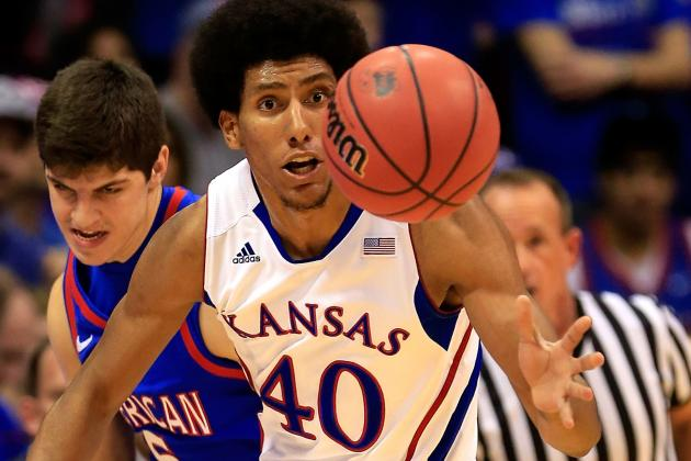 No. 6 Kansas Trumps Texas Tech; Streak at 13