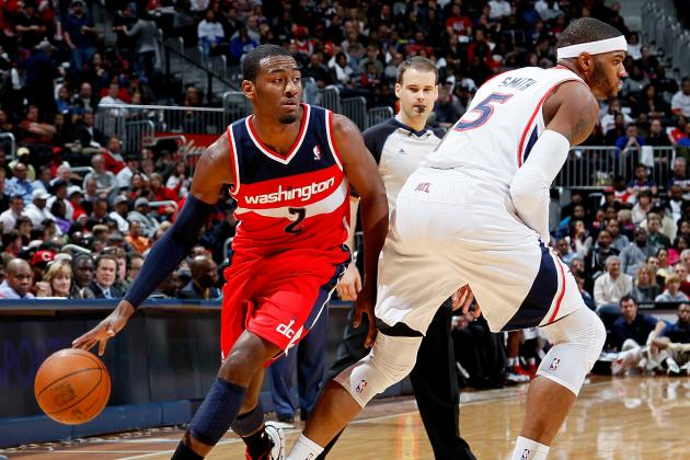 NBA Gamecast: Hawks vs. Wizards