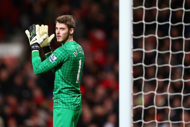 Manchester United vs. Liverpool: Struggling David De Gea Must Improve