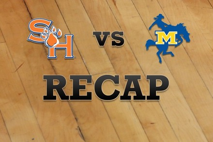 Sam Houston State vs. McNeese State: Recap and Stats