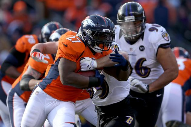 Knowshon Moreno Injury: Updates on Broncos RB's Knee