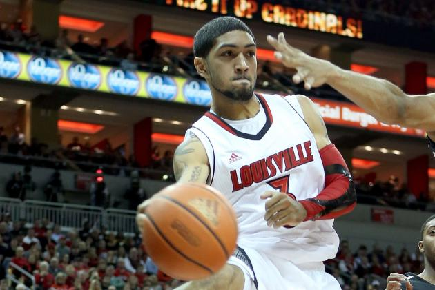 Chane Behanan, Gorgui Dieng Lead Louisville Past South Florida 64-38