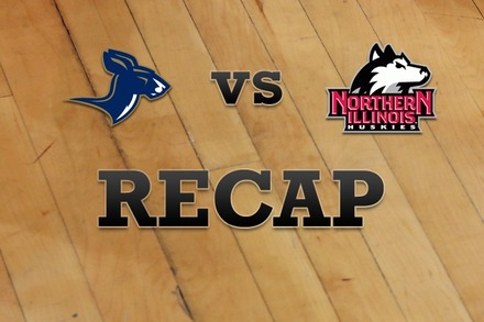 Akron vs. Northern Illinois: Recap and Stats