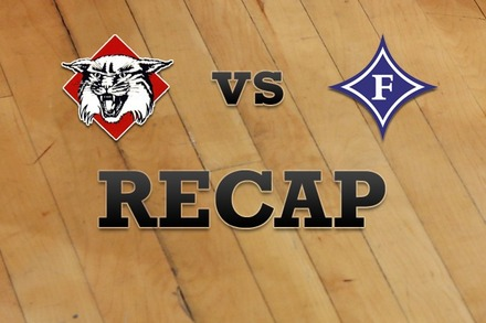 Davidson vs. Furman: Recap and Stats
