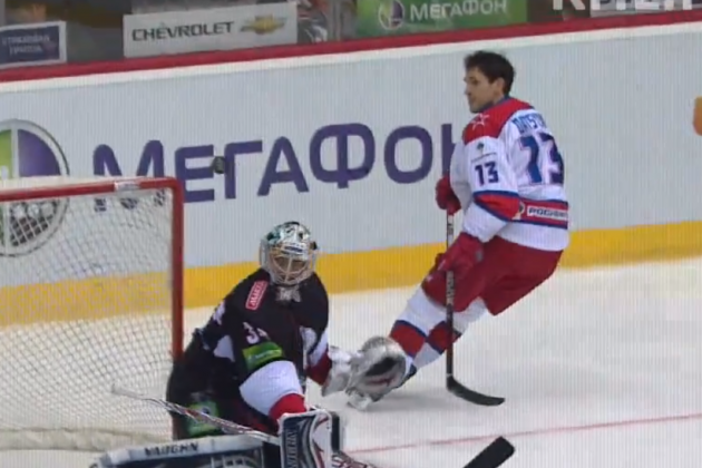 Video: More Pavel Datsyuk Magic in KHL All-Star Skills Challenge